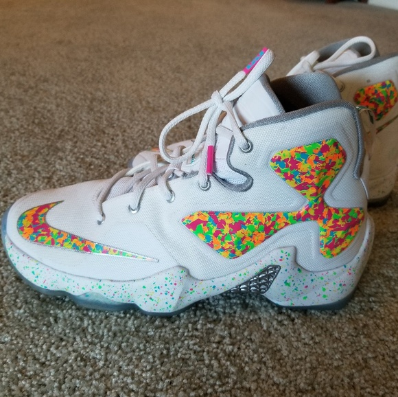 cheap for discount 8a9ff 2bcc0 ... inexpensive nike lebron 13 fruity pebbles 4ec08 9e9d0